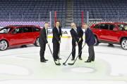 Škoda Auto partnerem IIHF na další 4 roky
