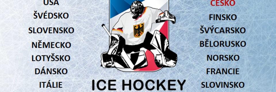 MS v hokeji 2017 - skupiny
