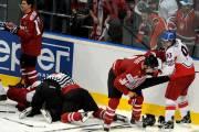 Kanada vs Česko hokej