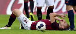 Sparta zranění