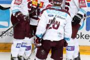 HC Sparta Praha oslava gólu