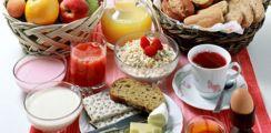 Pestrá stava - Snídaně - Ilustrační foto