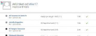 Tiket Mike17