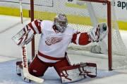 Petr Mrázek, Detroit Red Wings