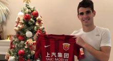 Brazilec Oscar bude nyní působit v Číně.