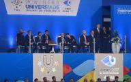 Zahajovací ceremoniál zimní světové univerziády 2017 v Almaty