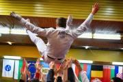 Jakub Jurka slaví titul juniorského mistra Evropy