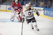 Dominik Simon hrající za tým AHL Wilkes-Barre/Scranton Penguins