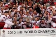 MS v ledním hokeji 2010 - zlato - Česká republika