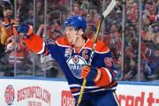 Hokejista Connor McDavid hrající za tým Edmonton Oilers