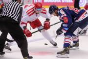 HC Vítkovice Ridera: HC Oceláři Třinec (derby, přípravné utkání)