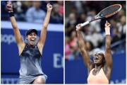 Vítězky semifinálových duelů ženské části US Open