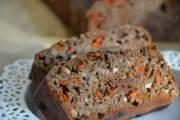 Sladký karobový chlebík