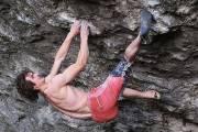 Jeden z adeptů na titul sportovce roku, lezec Adam Ondra.