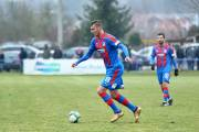 Tomáš Chorý u míče