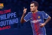Philippe Coutinho jde do Barcelony