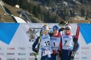 Stupně vítězů Juniorského Mistrovství světa v Severské kombinaci