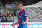 Tomáš Chorý slaví gól