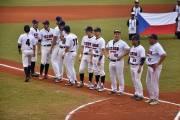 Čeští baseballisté