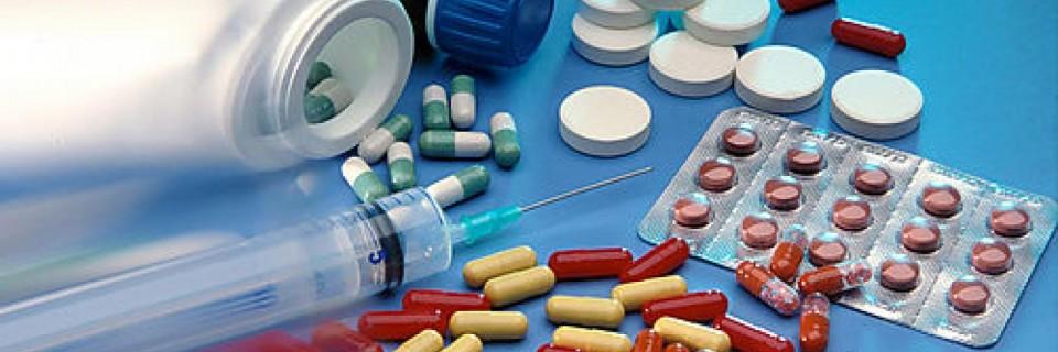 Ilustrační foto dopingových látek