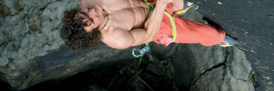 Adam Ondra - sportovní lezec