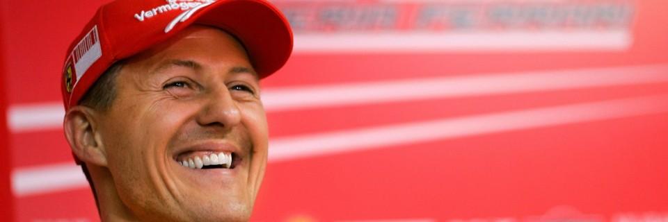 Bývalý pilot F1 Michael Schumacher