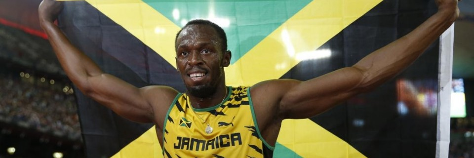 Jamajský sprinter Usain Bolt