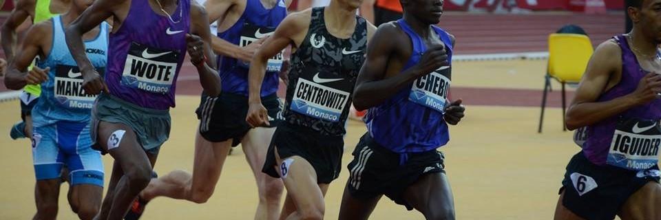 Závod na 1.500 metrů