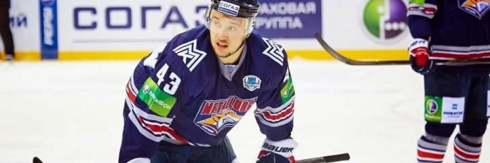 Jan Kovář - KHL