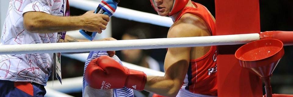 Český boxer Zdeněk Chládek