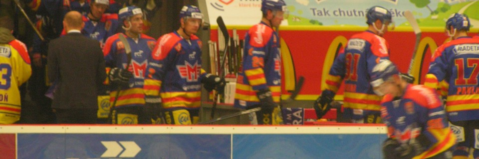 Nástup Motoru - hokej
