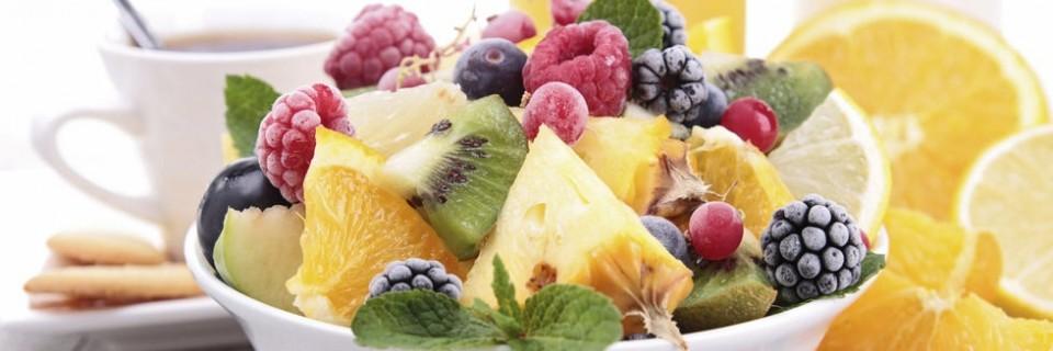 Zdravá snídaně - Ilustrační foto