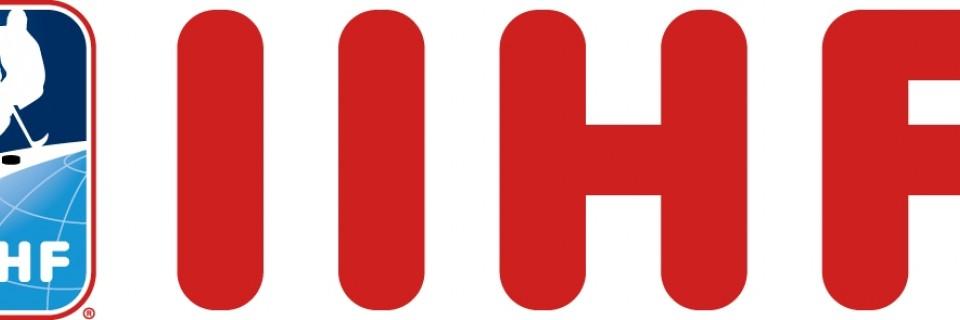 Hokej - Logo IIHF