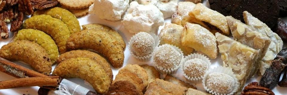 Vánoční cukroví - Ilustrační foto