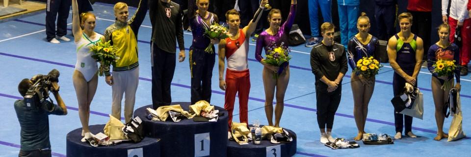 Sokol Grand Prix de Gymnastique ve sportovní gymnastice