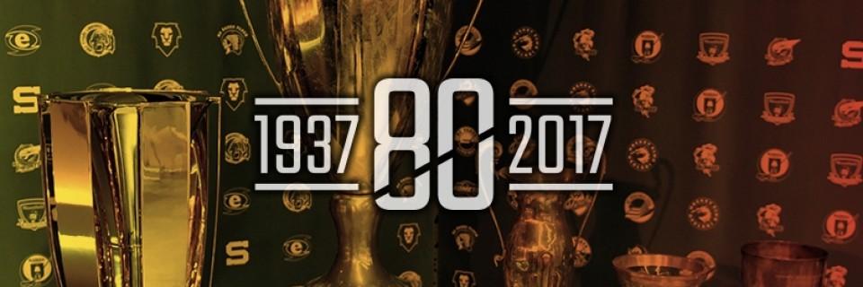 80 let TELH