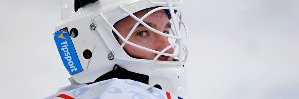 Hokejový brankař Marek Čiliak
