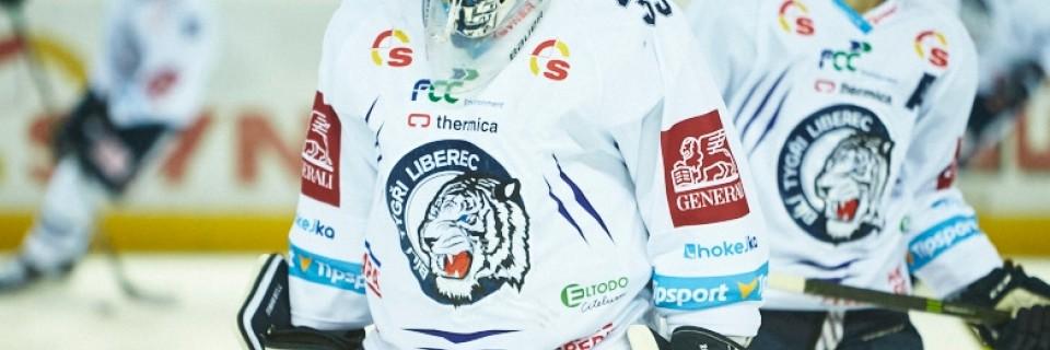 Hokej - Bílí tygři Liberec