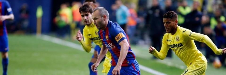 Barcelona nakonec vybojovala bod