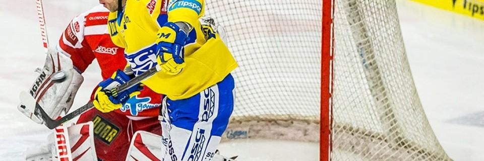 Hokej - PSG Zlín vs HC Olomouc
