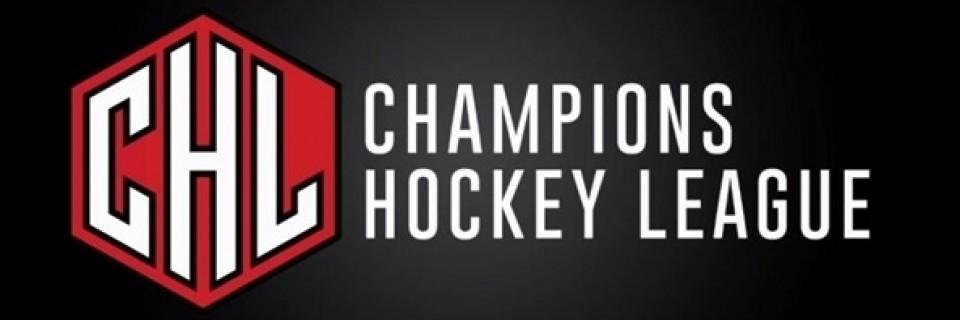 Logo CHL, hokejové Ligy mistrů