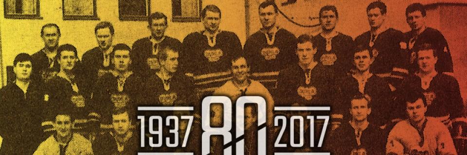 80 let Extraligy ledního hokeje