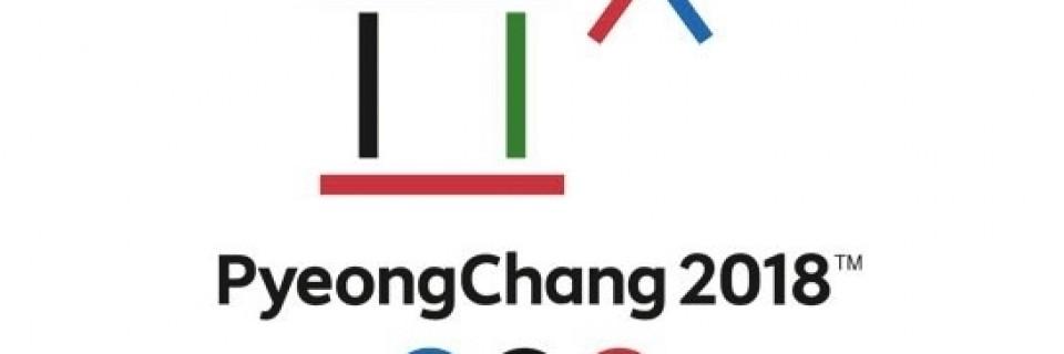 Logo - Zimní olympijské hry 2018