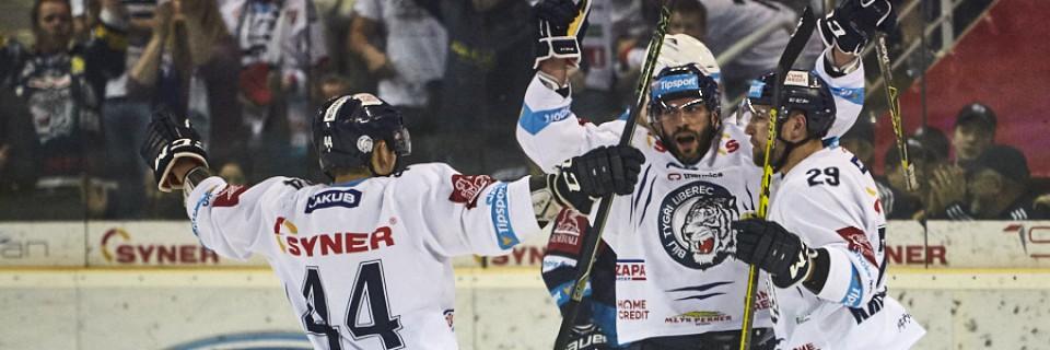 Liberecká radost v zápase s Chomutovem