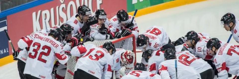 Švýcarské národní mužstvo