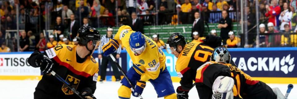 Německo vs Švédsko