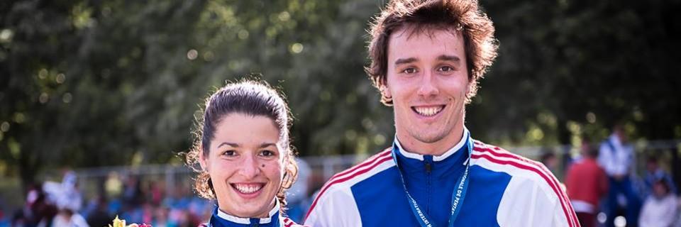 Natálie Dianová a Jan Kuf