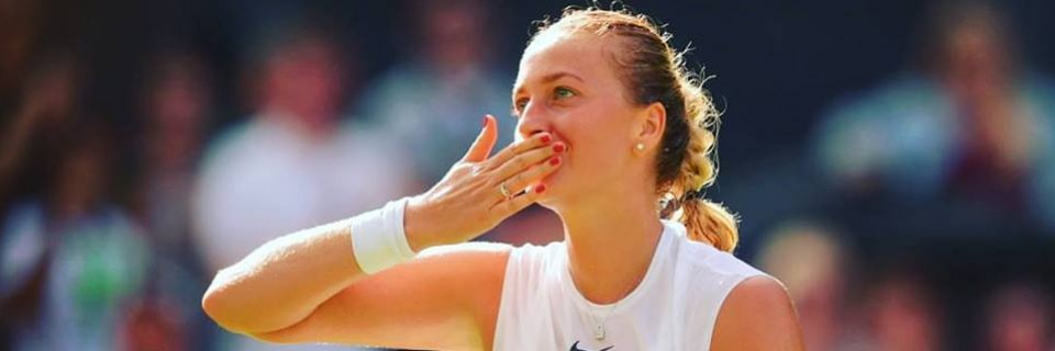 Petra Kvitová po čtvrté za sebou vypadla ve druhém zápase