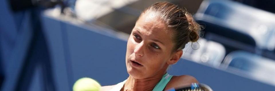 Plíšková přešla přes Američanku Gibbs ve třech setech na US Open ve druhém kole