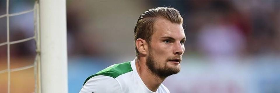 Fotbalista Vít Beneš